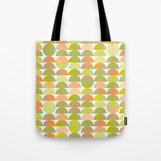 Geometric Juice Tote Bag