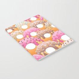 Donuts Wanderlust Notebook