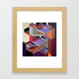 Maskine 13 Framed Art Print