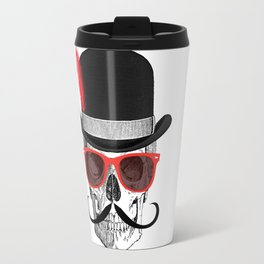 Cool Skull Travel Mug