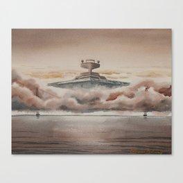 Fleet Week Canvas Print