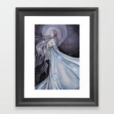 Star Bringer Framed Art Print