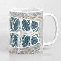 scandinavian Mugs featuring Scandinavian retro by a.r.r.p.