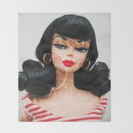 Roxie Doll Throw Blanket