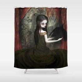 Lenore Shower Curtain