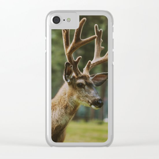 Joseph Clear iPhone Case