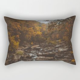 Glade Creek - Babcock State Park Rectangular Pillow