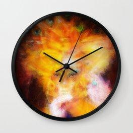 Madonna di Giale Wall Clock