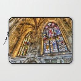 St Giles Cathedral Edinburgh Laptop Sleeve