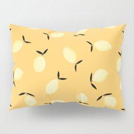 Modern Lemons Pillow Sham