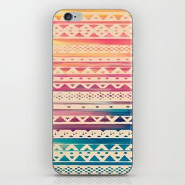 SURF TRIBAL II iPhone Skin