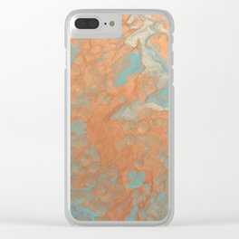 Boiled Aviator of Hate Clear iPhone Case