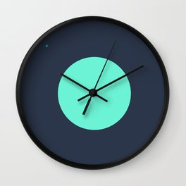 View From Here Wall Clock