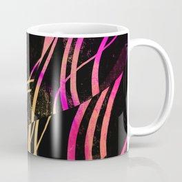 Black Sunrise Coffee Mug