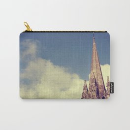 Vintage Oxford Carry-All Pouch