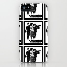 We Will Not Be Silenced I iPhone Case