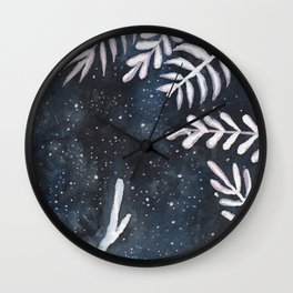 Lost spirit Wall Clock