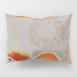 Parasexual Constitution Flowers  ID:16165-134603-28710 Pillow Sham