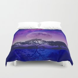 The Nile Duvet Cover