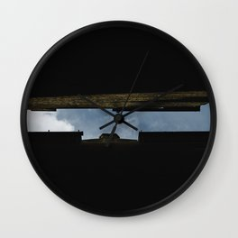 Allyway Wall Clock