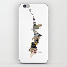 What? iPhone & iPod Skin