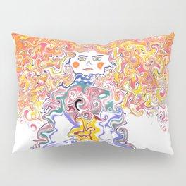 Rainbow Body Pillow Sham
