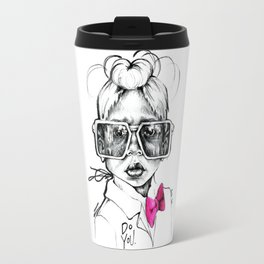 #STUKGIRL Penny Travel Mug