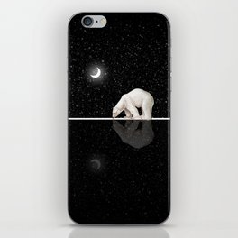 Starry Night Reflection iPhone Skin
