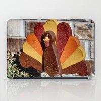 turkey iPad Cases featuring Turkey Day by IowaShots