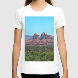 Sedona Red Rocks T-shirt