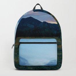 Boulder Sunset Backpack