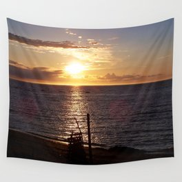 Life on the Beach Wall Tapestry