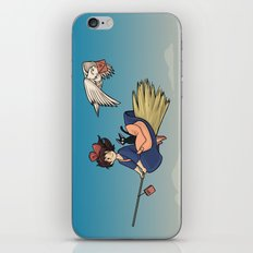 Magical Deliveries iPhone & iPod Skin