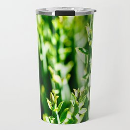 Green Tops Travel Mug