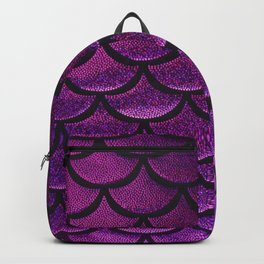 Boysenberry Scales Backpack