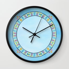 Today You Are You Wall Clock