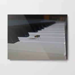 Fly Metal Print