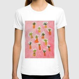 Pineapple Head T-shirt