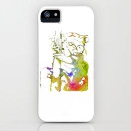 Koala Gravitas - Ria Loader iPhone Case