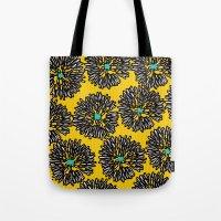 indigo Tote Bags featuring Indigo by Simi Design