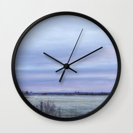 That Time of Day Wall Clock