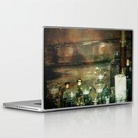 fullmetal alchemist Laptop & iPad Skins featuring The Alchemist by Jenndalyn