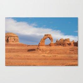 Delicate Arch 0415 - Arches National Park, Moab, Utah Canvas Print