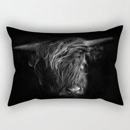 Highland Portrait Rectangular Pillow