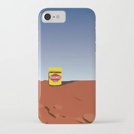 outback vegemite iPhone Case