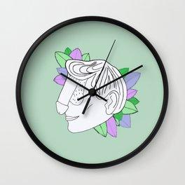 Dickface VII Wall Clock