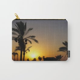 Sunset in Holy Land Carry-All Pouch
