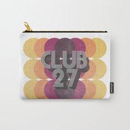 Club 27 – Retro Carry-All Pouch