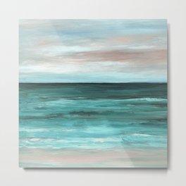 Sea View 265 ocean Metal Print