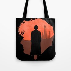 10th Doctor's world Tote Bag